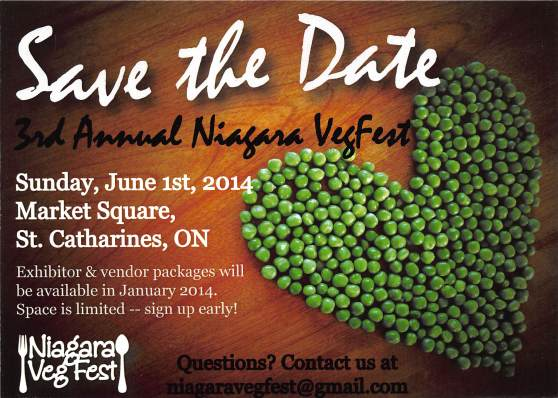 save the date card 2014